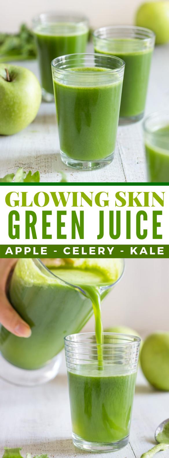 Glowing Skin Green Juice Drinks Juicer Healthydrinks Glowingskin Apple Green Juice Smoothie Green Juice Green Juice Benefits