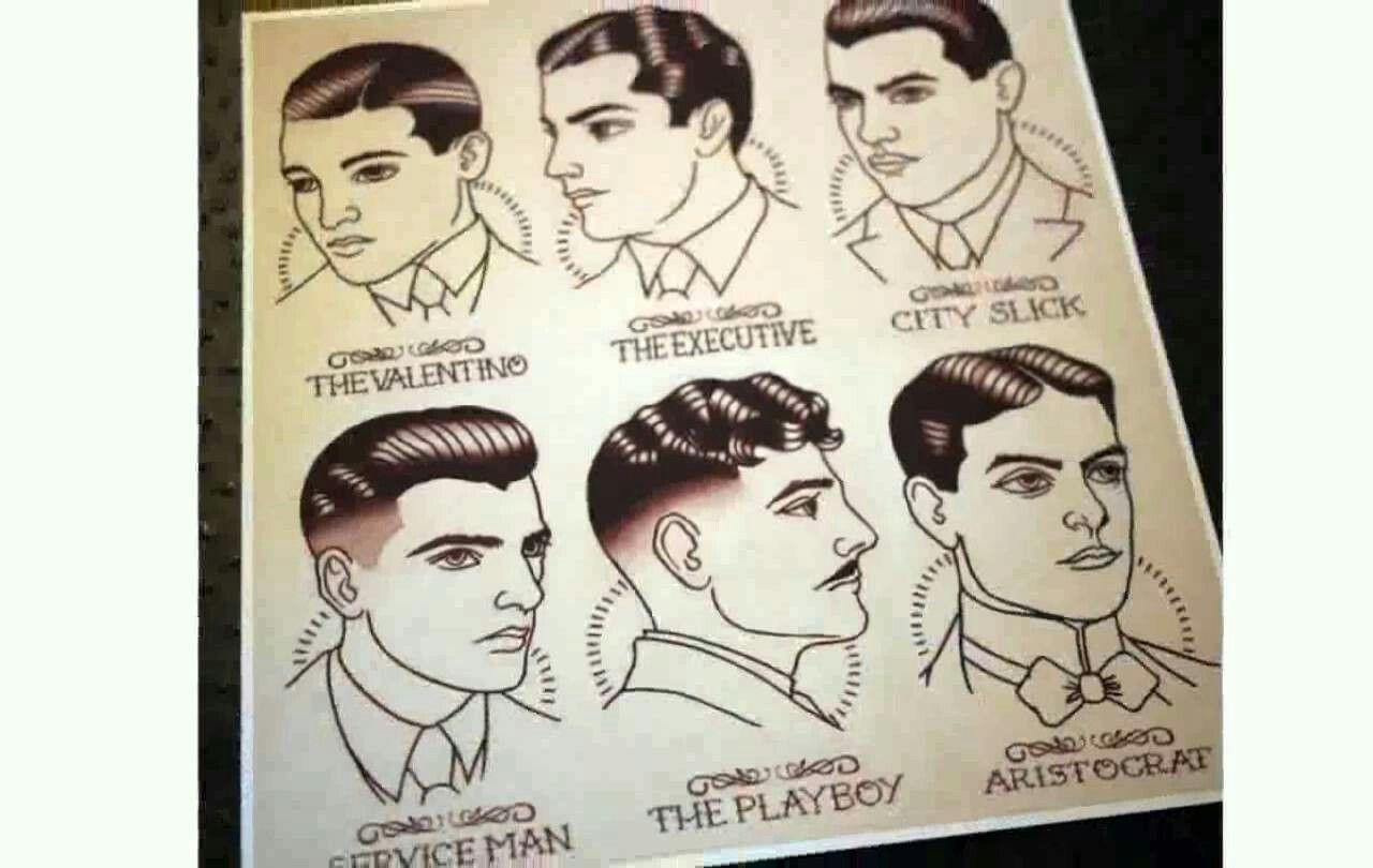 1920s Hairstyles Men Pompadour 1920s Hairstyles Men Men Hairstyles Mens Hairstyles Pompadour Men 1920s Hair