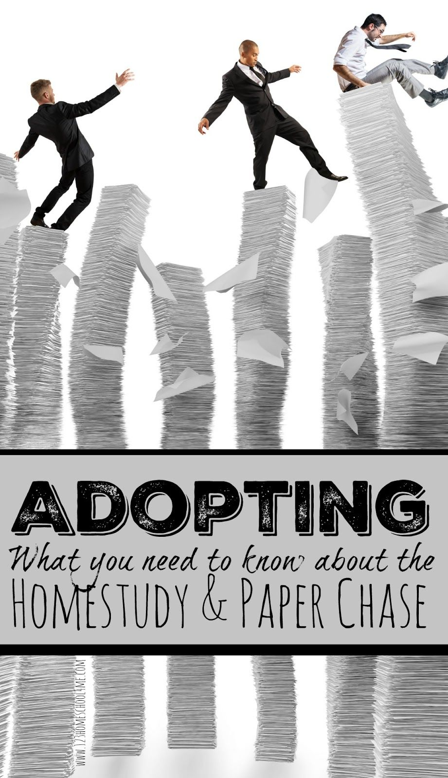 How to Adopt Homestudy &the Paper Chase Adoption