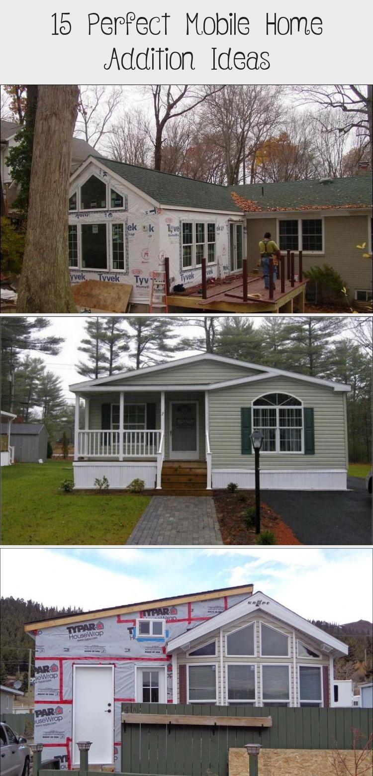 3rd Floor Addition Home Design Ideas Renovations Photos: Mobile Home Addition, Mobile Home, Renovation