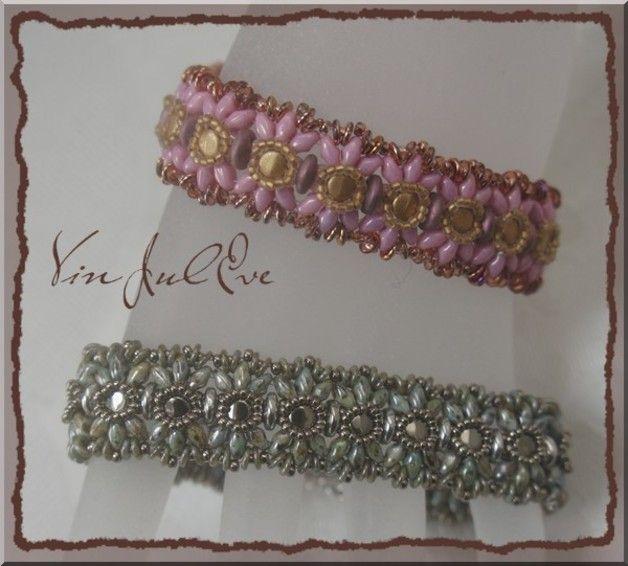 *P Bracelets, Schéma bracelet Raisio est une création orginale de Vinjuleve sur DaWanda