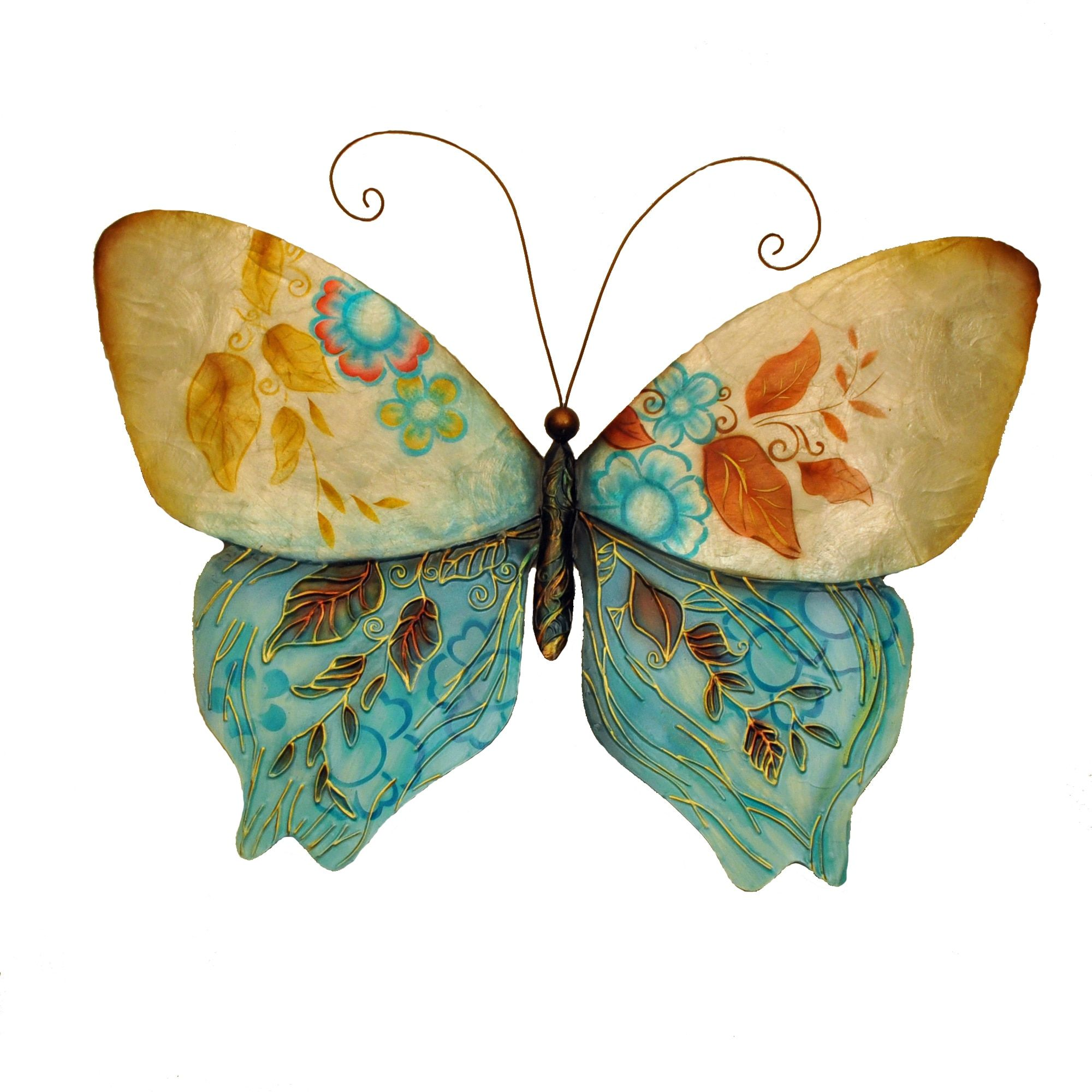 Butterfly and pearl garden decoration products pinterest