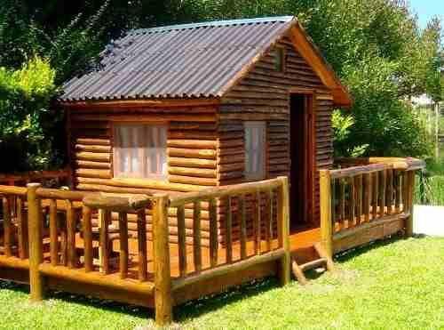 Caba itas infantiles premium casitas del bosque mu ecas for Cabanas infantiles en madera