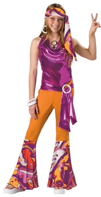 Amazon.com: InCharacter Costumes Women's Dancing Queen: Clothing - sewing idea