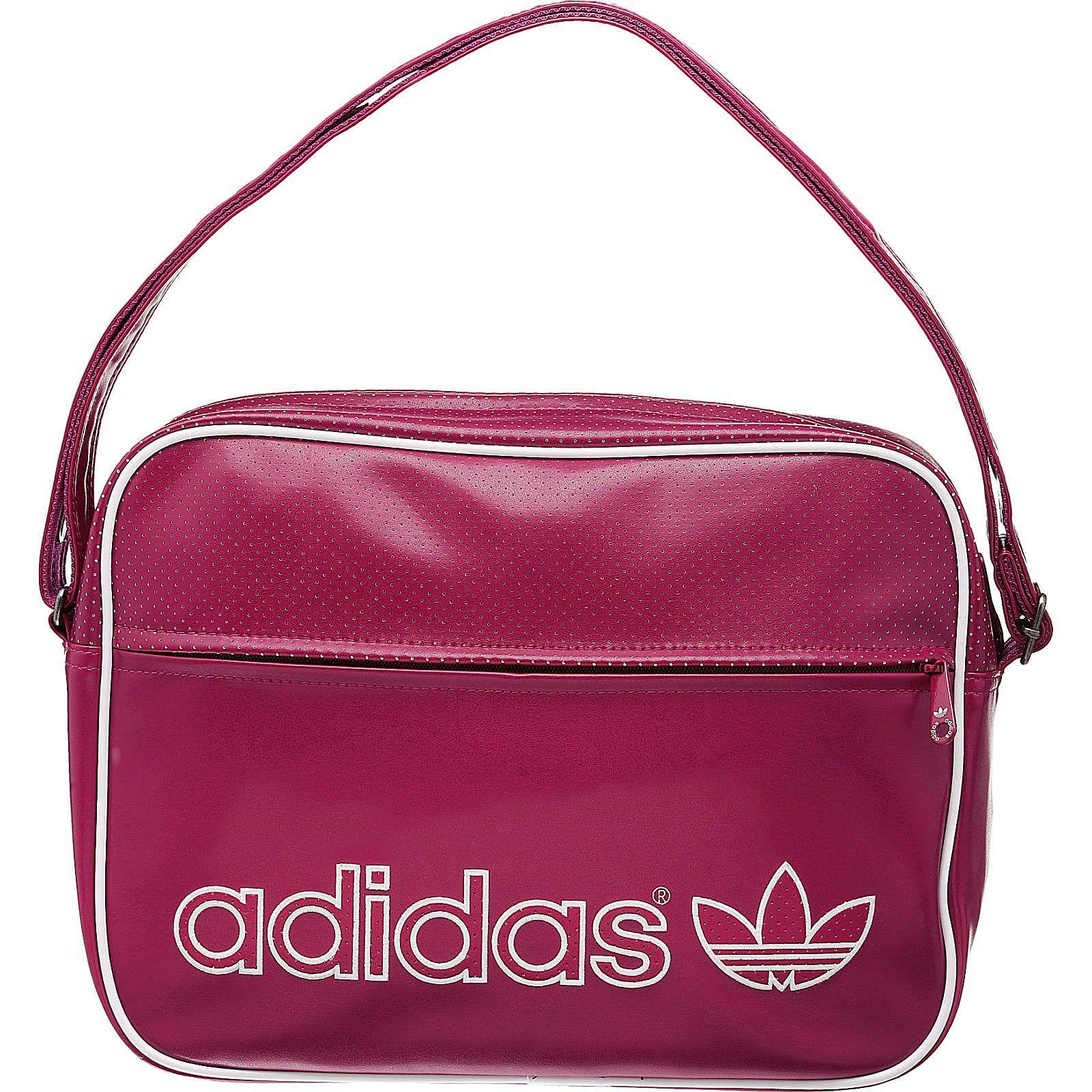 0530f67f73 Adidas Originals Taschen Air Bag Umhängetasche pink