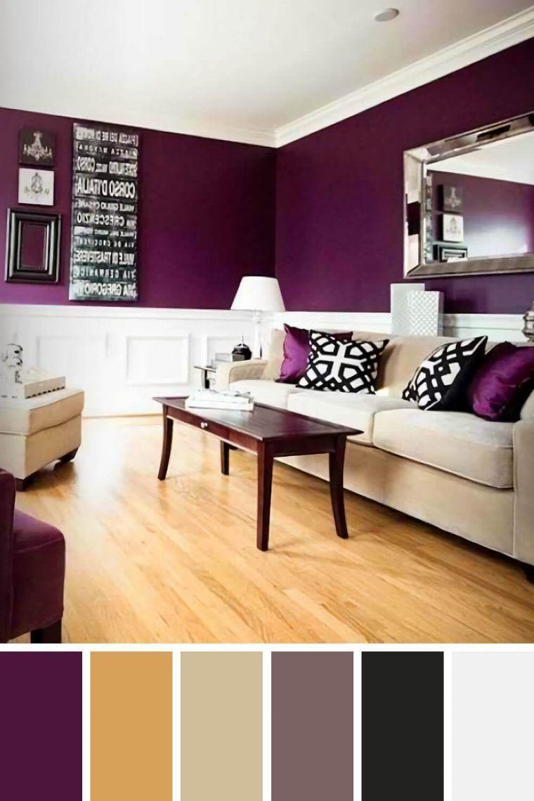 Photo of 25 herrliche Wohnzimmer-Farbschemata, zum Ihres Raumes gemütlich zu machen