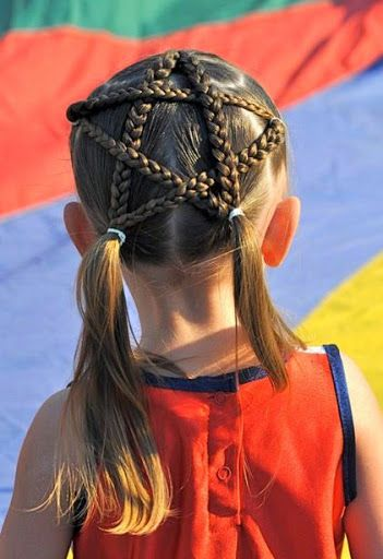 Head Braids For Kids