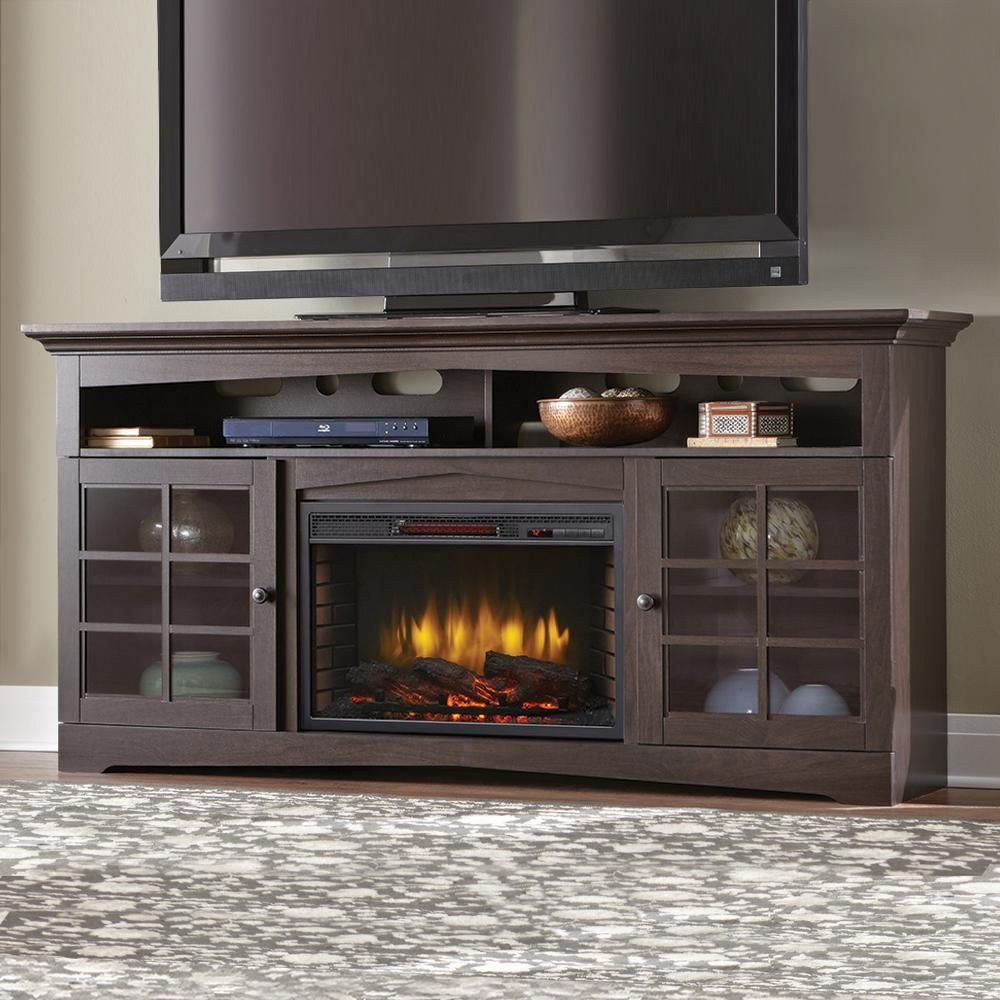 Home Decorators Collection Avondale Grove 70 in. TV Stand