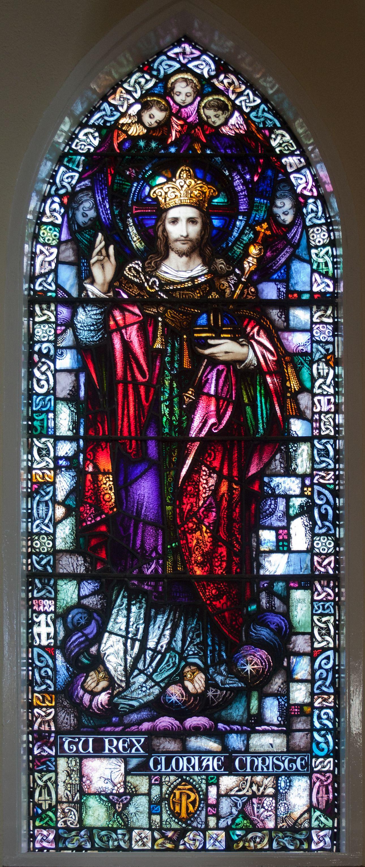 Christ As King And Ruler File Toomyvara St Joseph S