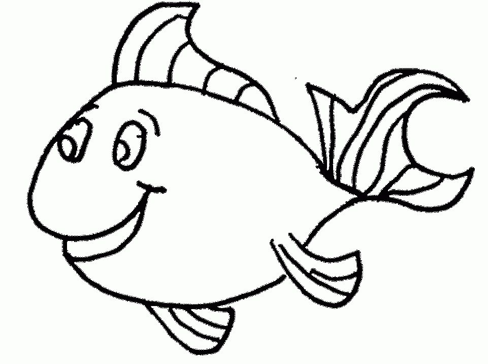 Coloring Books For 2 Year Olds Fish Coloring Page Kindergarten Coloring Pages Preschool Coloring Pages