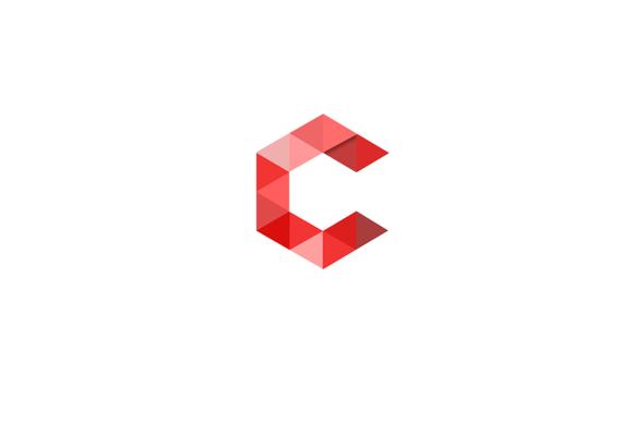 Letter C Logo Logo Design Abstract Logo Letter C
