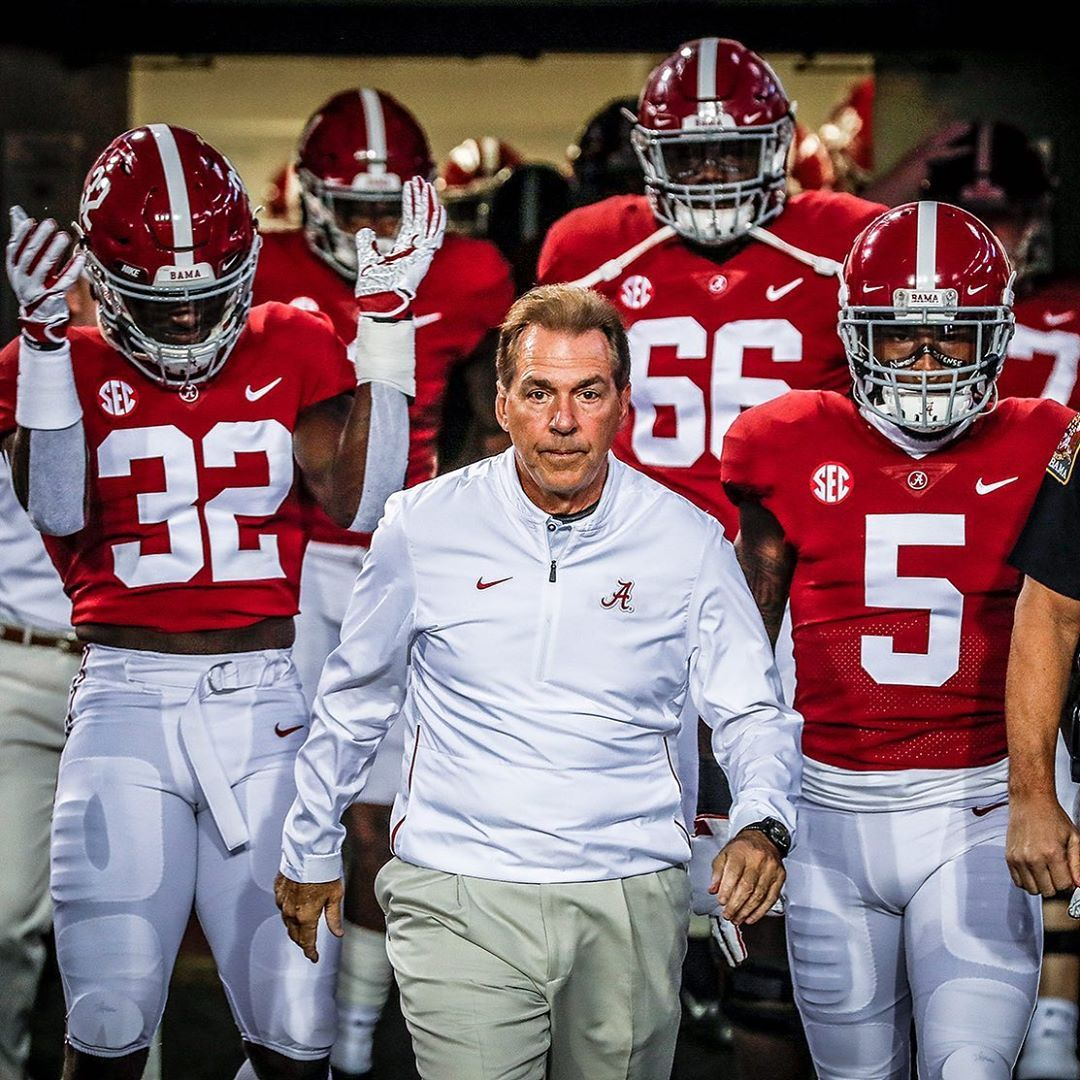 Bama S Back Here S Your Chance To Get Alabamafbl Tickets For The Upco In 2020 Alabama Crimson Tide Football Alabama Crimson Tide Football Wallpaper Alabama Athletics