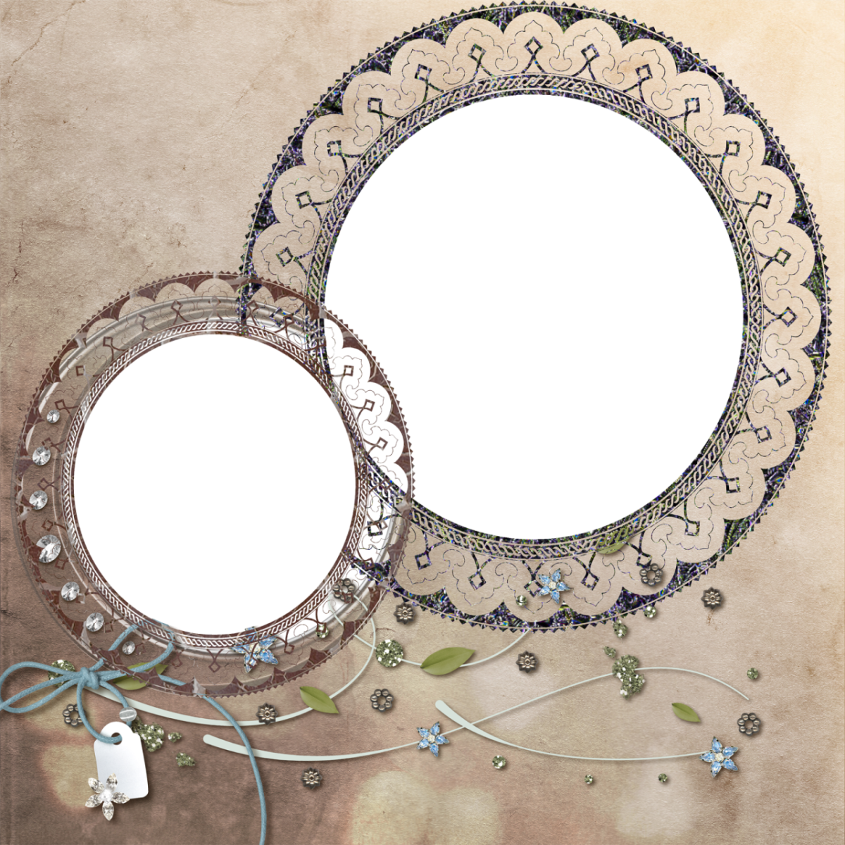 Old paper double oval picture frame png trans back rmeky a old paper double oval picture frame png trans back jeuxipadfo Image collections