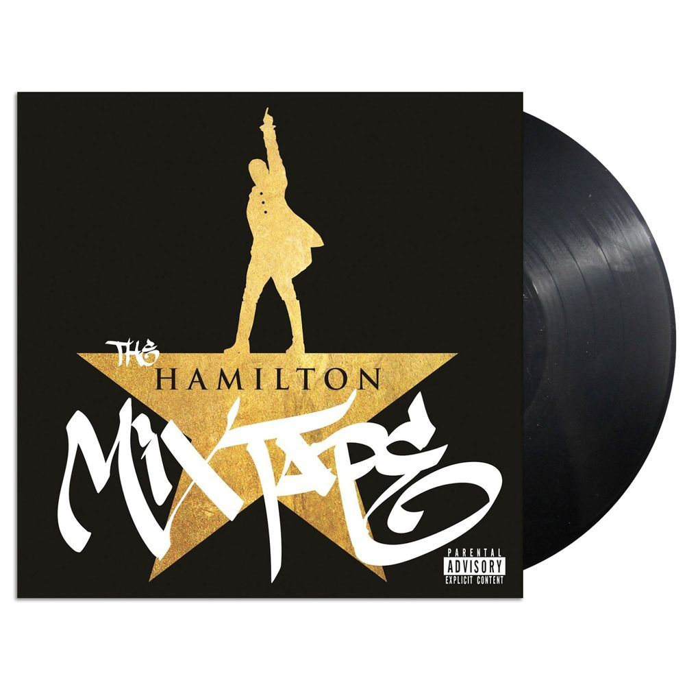 Hamilton - The Hamilton Mixtape Vinyl 2xLP Sealed New