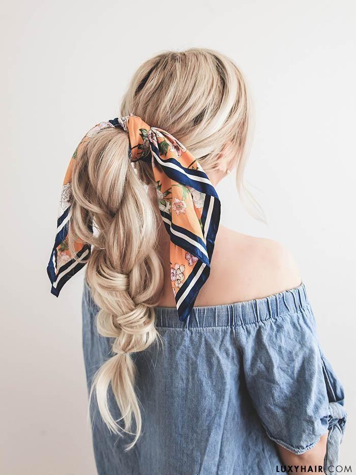 Hair Scarves Under $20 // Summer Trend Alert