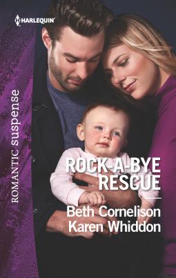 4 stars readalot: Rock-a-Bye Rescue by Beth Cornelison, Karen Whiddo...