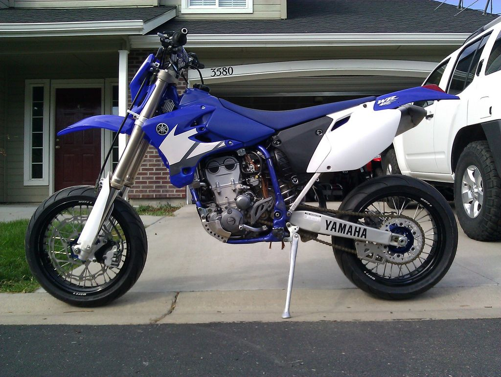 Which Is Better Drz400 Klx450 Wr450 Supermoto Yamaha Wr Yamaha
