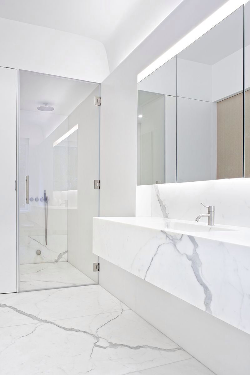 Marble bathroom & Marble bathroom | BATHROOMS | Pinterest | Marbles Bath and Interiors