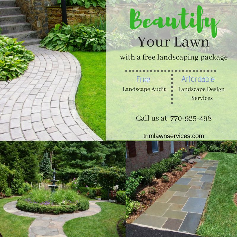 Complete Landscape And Lawn Maintenance Service Packages Give Us A Call Today To Review Your La Landscape Design Services Amazing Gardens Landscape Services