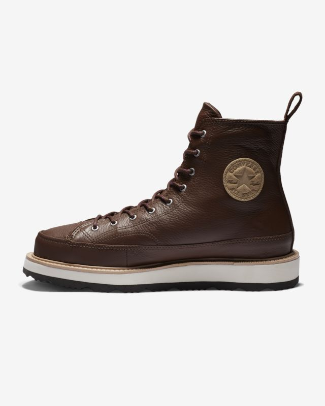 Boot Unisex Leather Boot