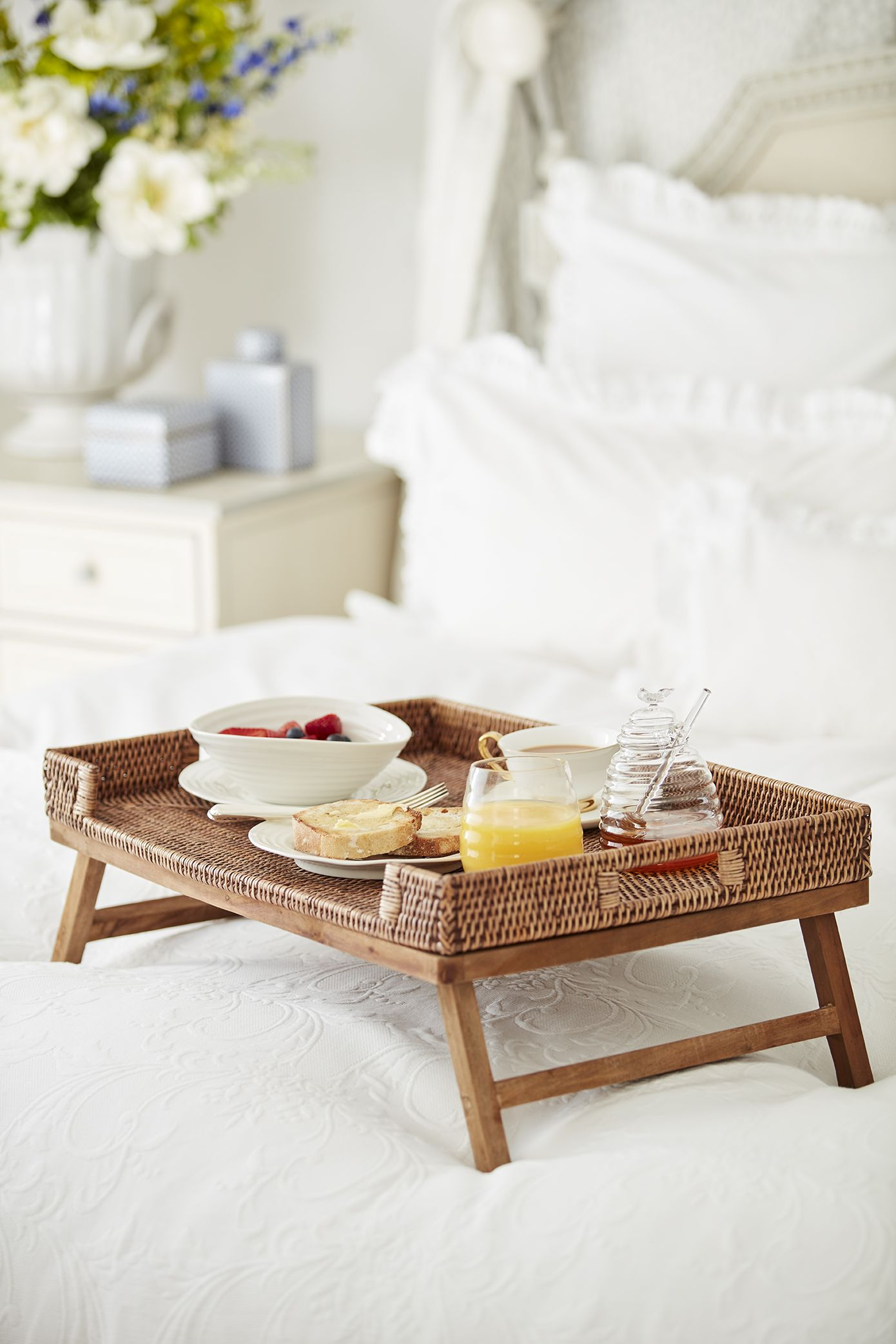 https://www.sophieconran.com/rattan-breakfast-tray | Breakfast ...