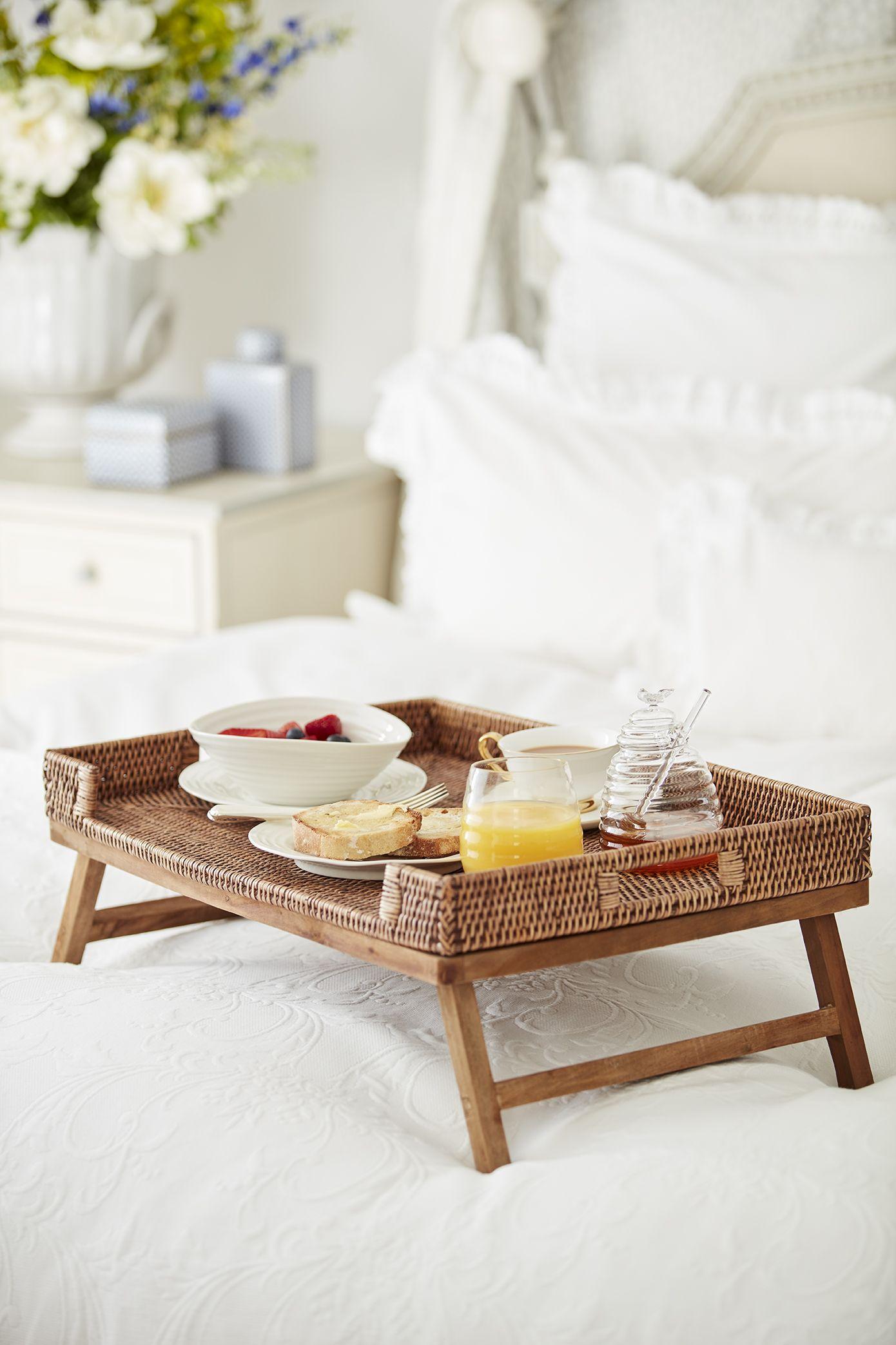 https://www.sophieconran.com/rattan-breakfast-tray | Breakfast ...