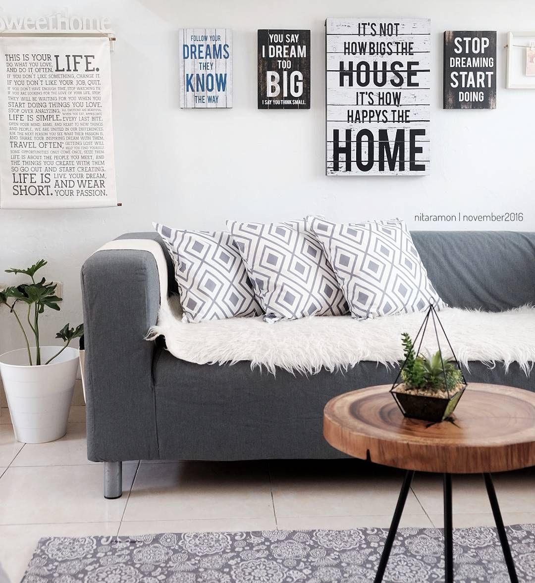 Cara Menata Interior Ruang Tamu Ruang Tamu Minimalis Pinterest