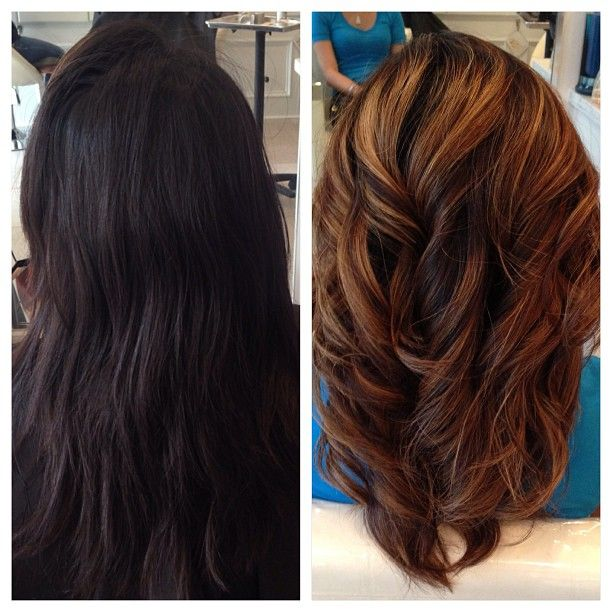 Before after hair highlights before after hair highlights pmusecretfo Image collections