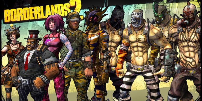 Borderlands 2 may release new DLC prior to the latest