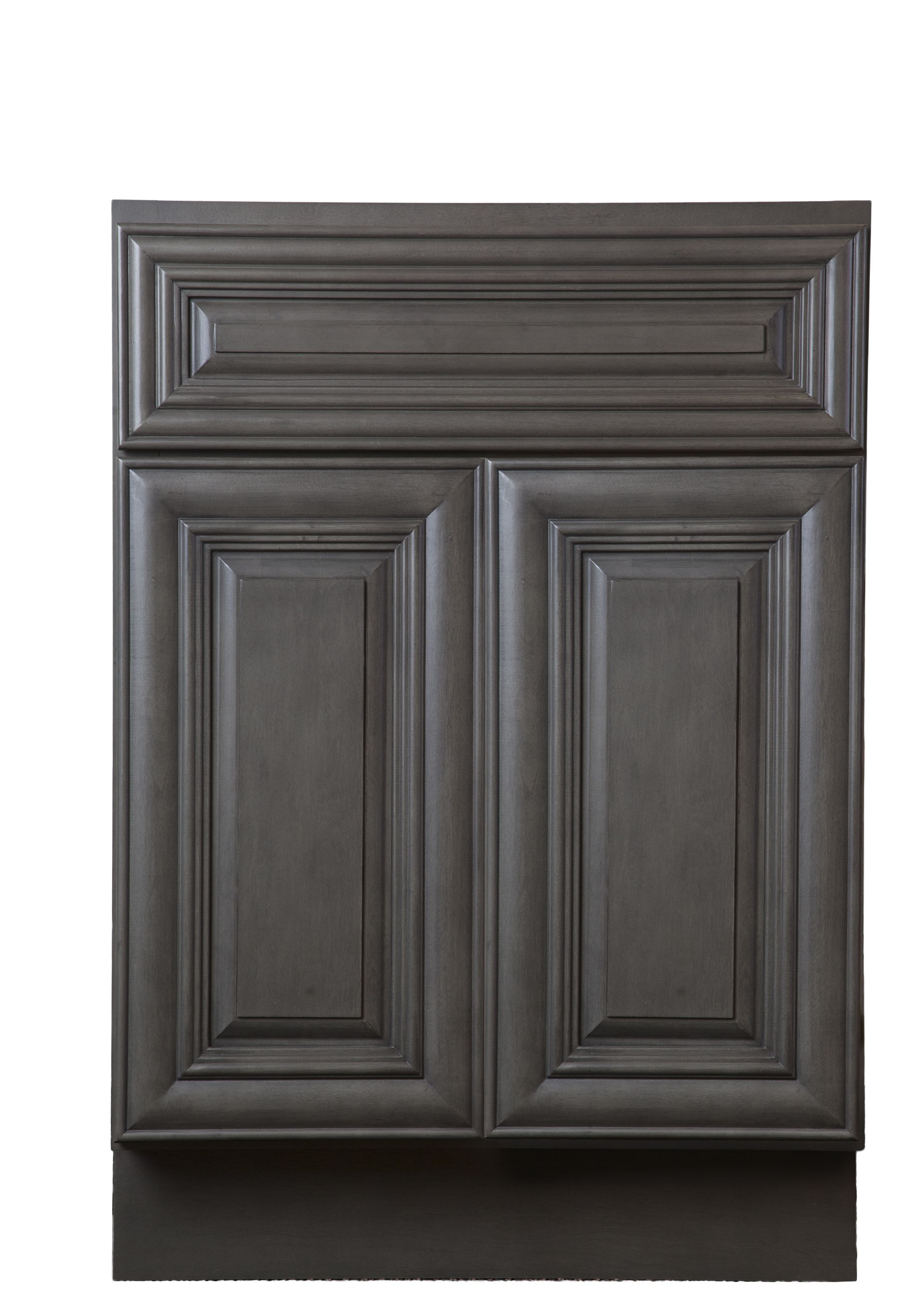 Just in Kensington Mist Grey Kitchen Cabinets from Cabinets To Go