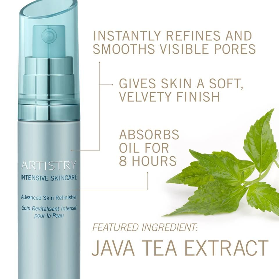 Advanced Skin Refinisher Helps Control Oil And Reduce The Look Of
