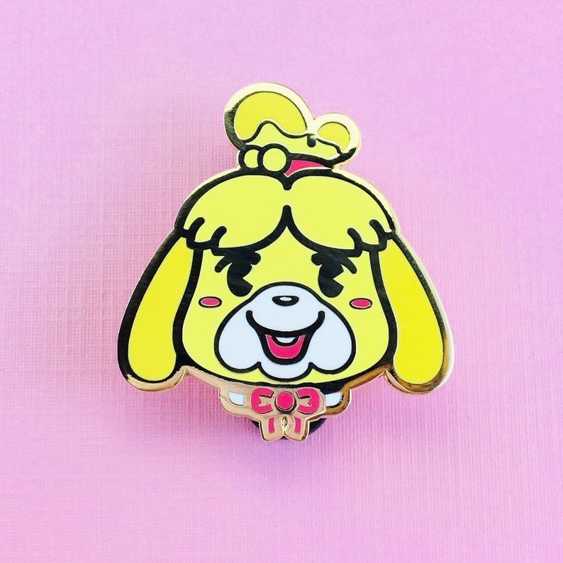 Animal Crossing Villager Pins made by Shhteeb -