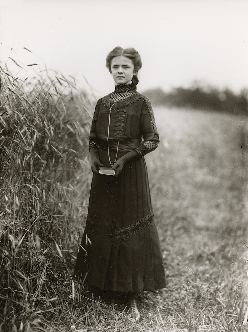 August Sander, Confirmation Candidate, Westerwald, 1911. All ...