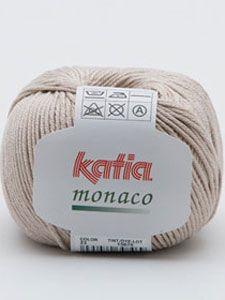 Katia Monaco DK - 100% Mercerized Cotton