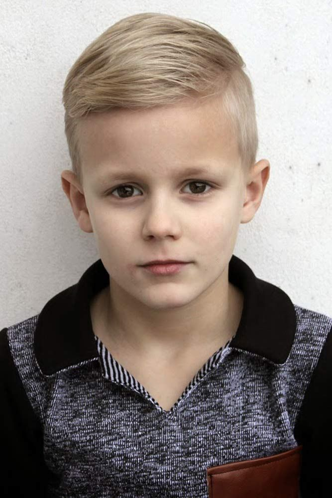 30 Trendy Boy Haircuts For Your Little Man Haircuts For Boys
