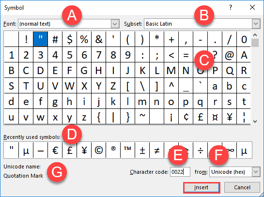 Insert Symbol In Powerpoint 2016 For Windows Powerpoint Symbols Windows