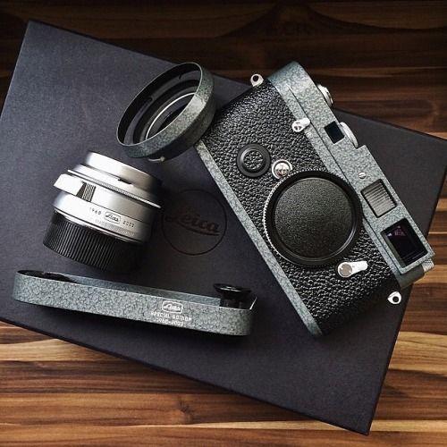 Leica MP 0.72x LHSA 1968 - 2003 Special Edition Grey Hammertone...