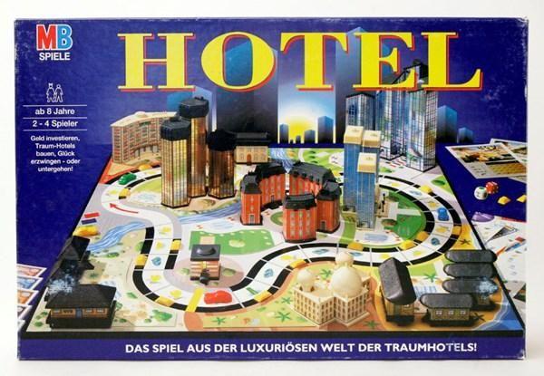 Spielanleitung Hotel