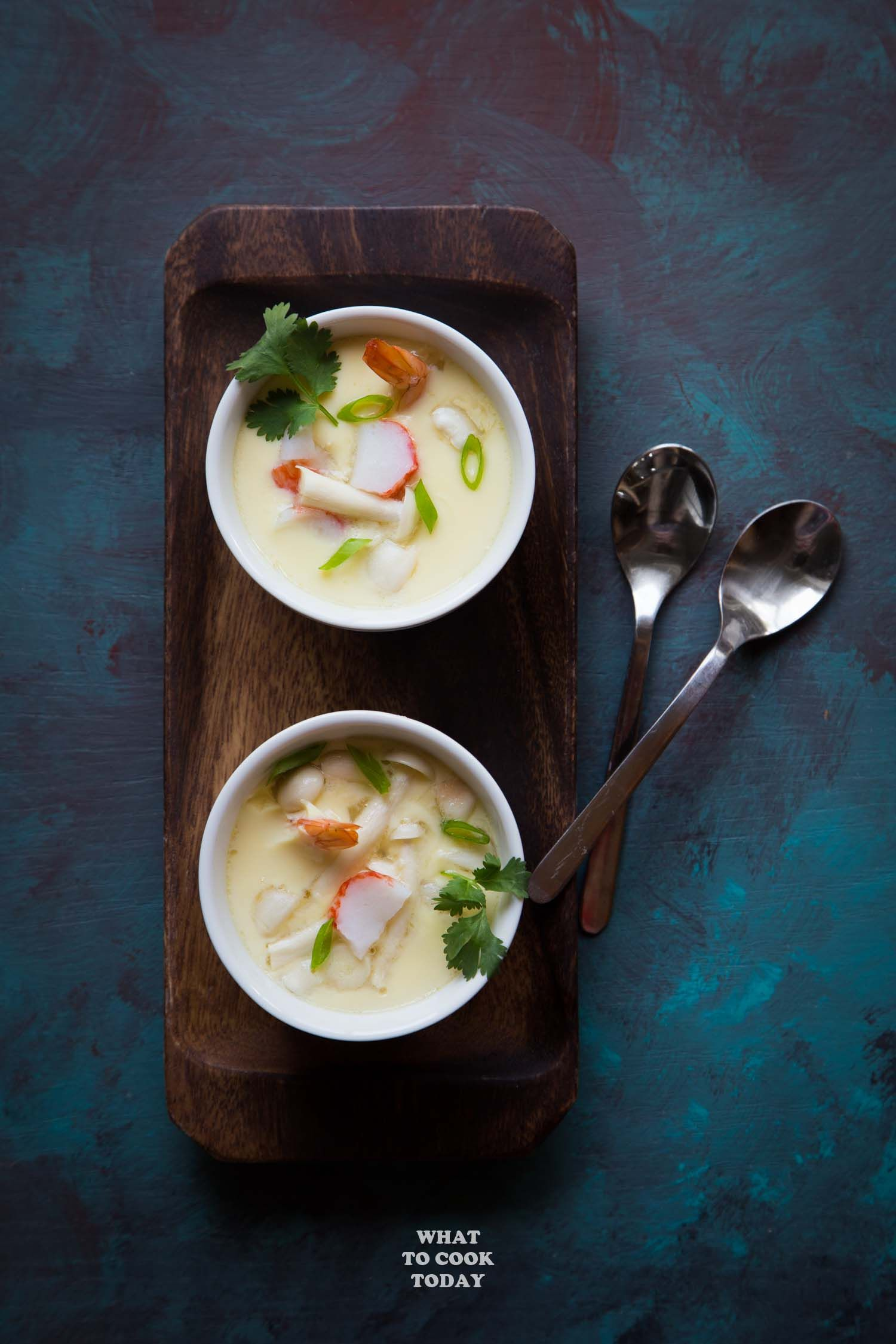 Silky Smooth Instant Pot Chawanmushi (Japanese Steamed Egg