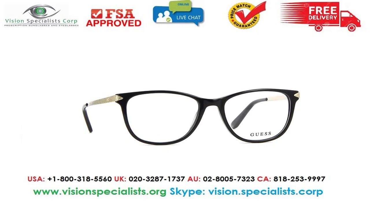 71ed223b5849 Guess GU2684 005 Glasses
