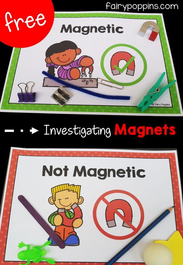 Magnet Actions -