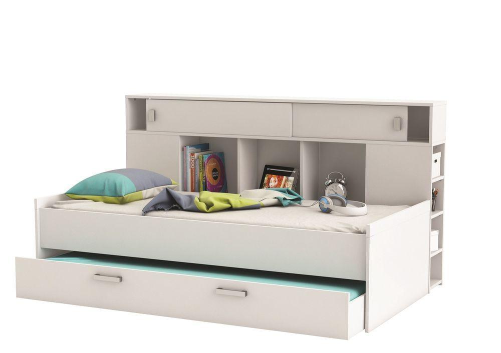 Jugendbett Kinderbett Kinder Bett Funktionsbett 2 Schlafplatze