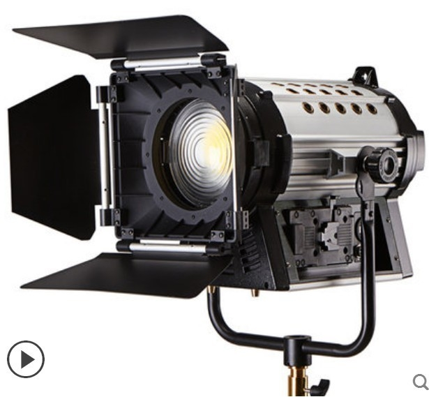 594.86$  Buy now - http://alizze.worldwells.pw/go.php?t=32649133022 - Wireless Remote Control 12000 Lux Electric Focus Dimmable Bi-color 200W LED Fresnel Spotlight 3200-5500K As Arri HMI Par Light