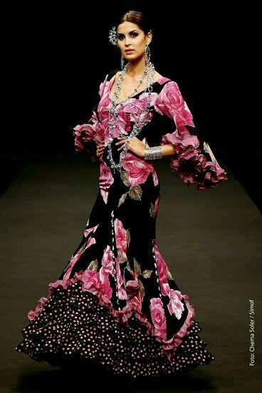 Pasarela flamenca