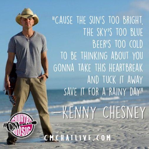 ♥ Kenny Chesney