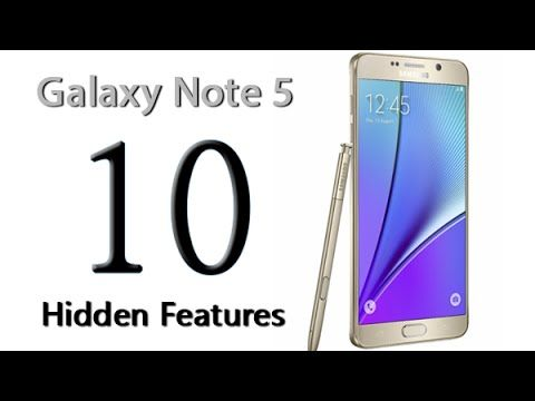 10 Hidden Features Of The Galaxy Note 5 You Don T Know About Galaxy Note 5 Galaxy Samsung Galaxy Phones