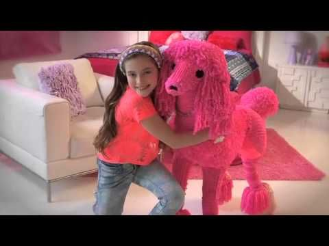 The Making Of The Rainbow Loom Poodle Puppies Youtube Loom