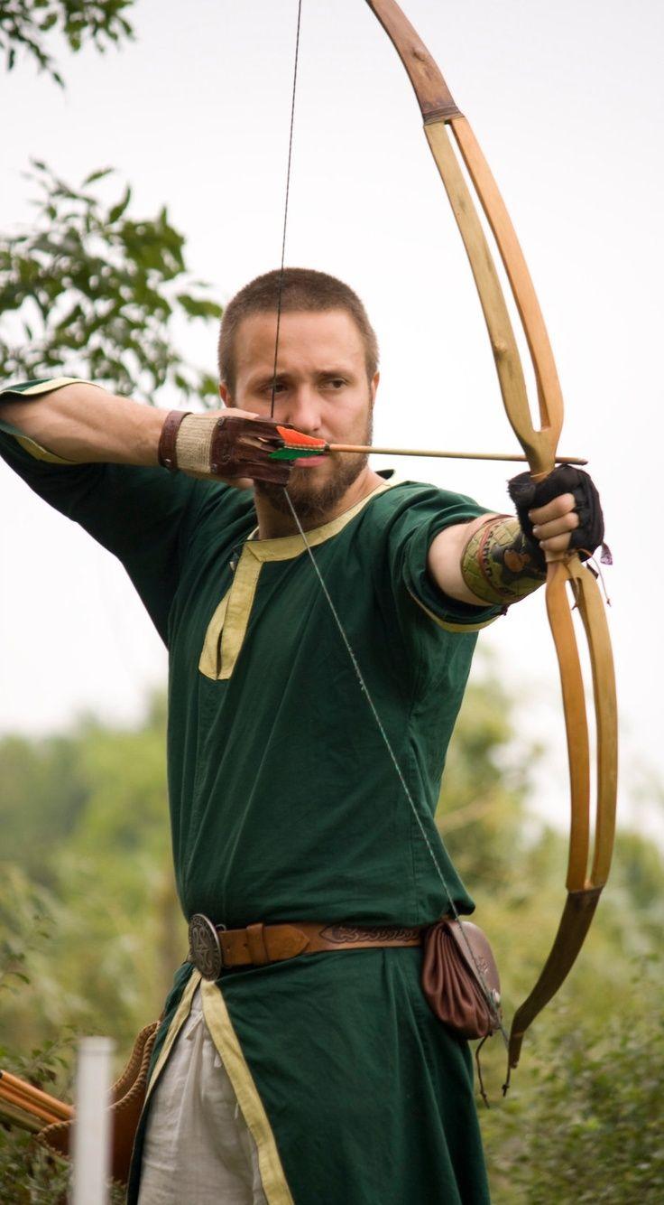 Archer Classic Archer Bow Archery Archery Bows