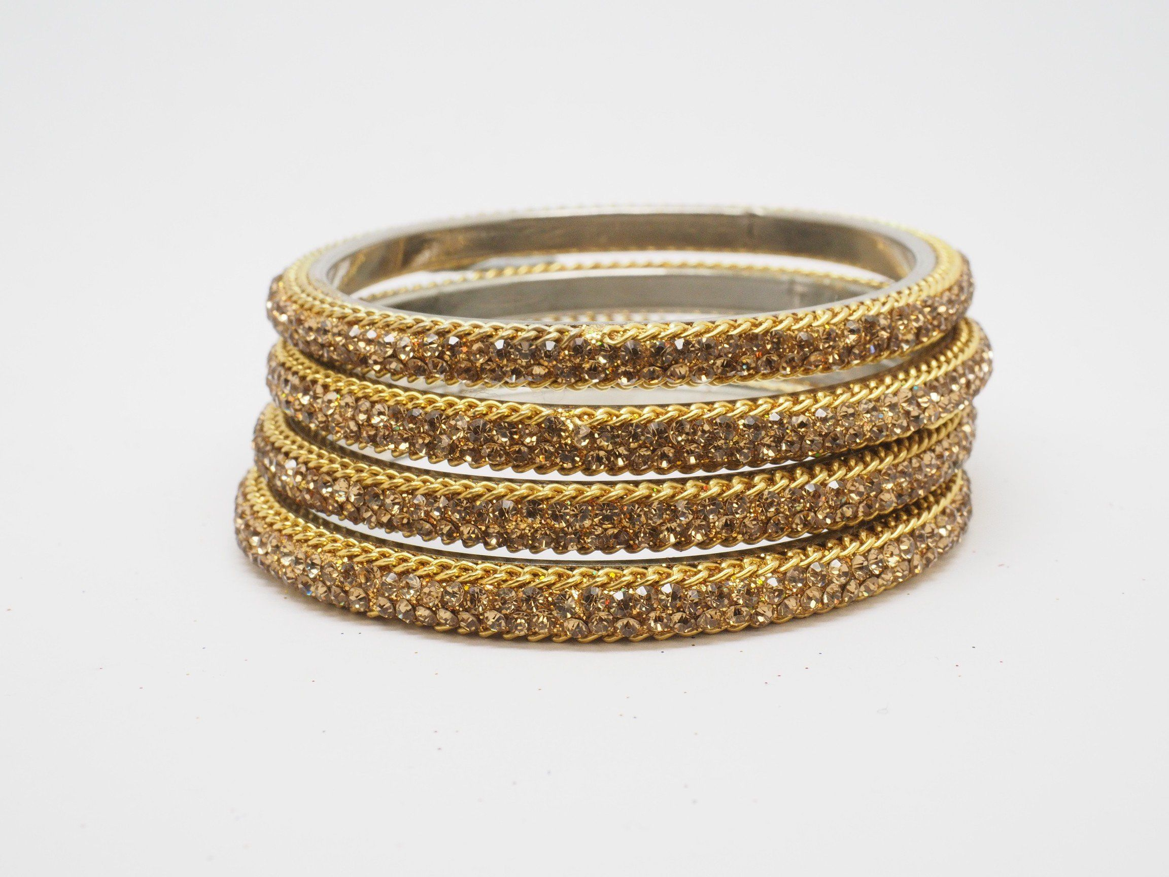 bangle collections dena accents a bracelet products crystal bracelets thick