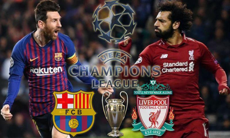 Watch Champions League Semifinal second leg Barcelona vs ...